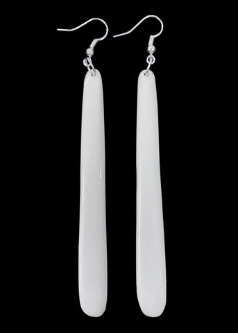 Bone kuru earrings