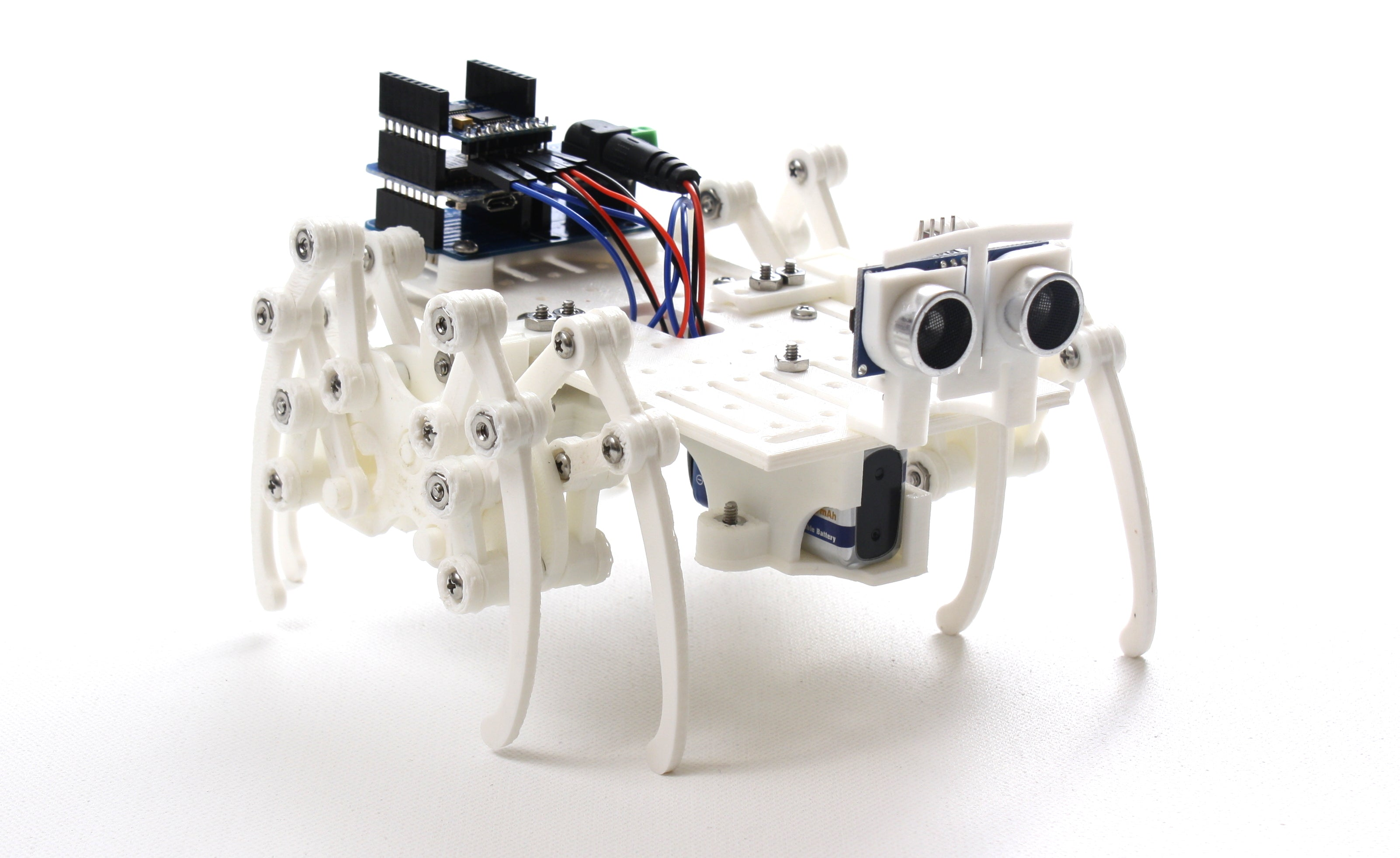 Spider Robot From Gadgets That Go