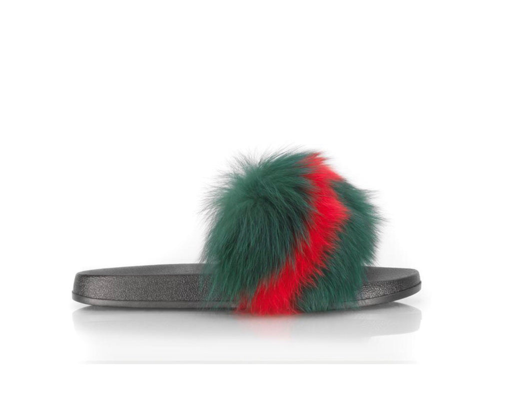 1f584d7ca Gucci Inspired Faux fur slides – Off The Racks