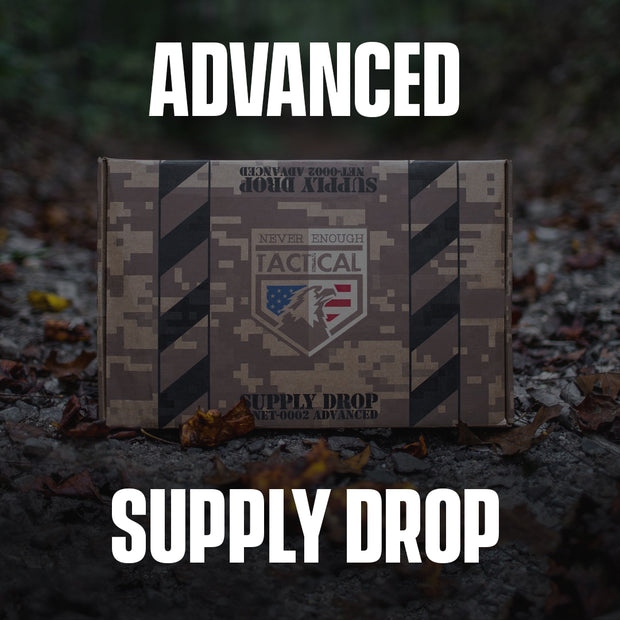 Advanced Supply Drop - One Time Box