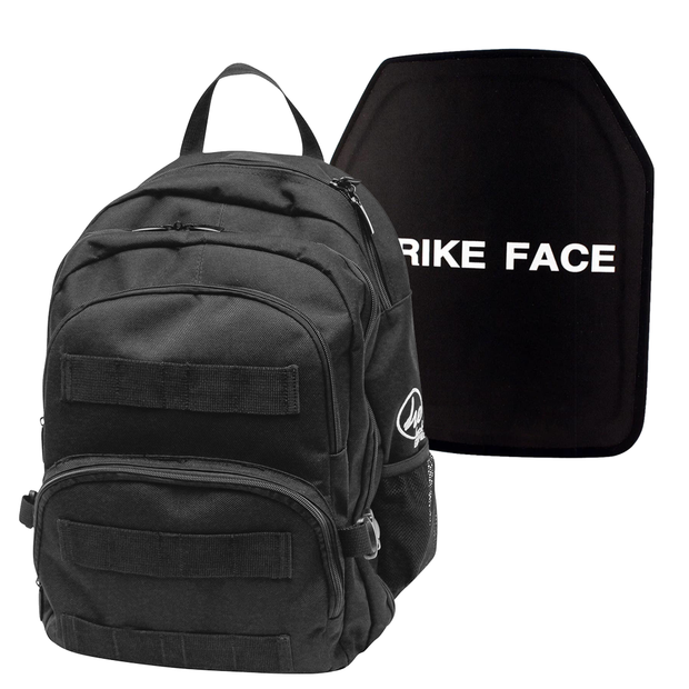 Hackett Equipment Range Backpack and Level 3 Soft Armor