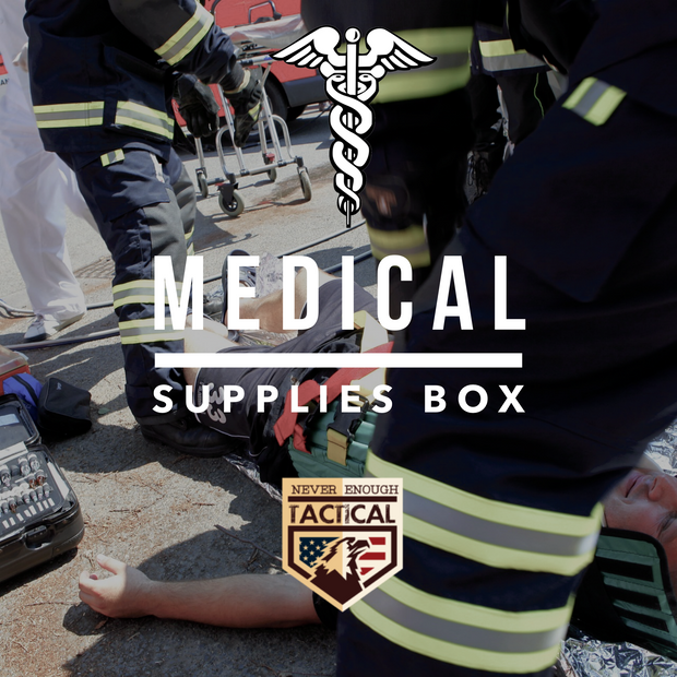 Medical Supply Box - Limited Edition