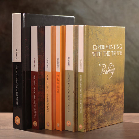 Books by Prabhuji