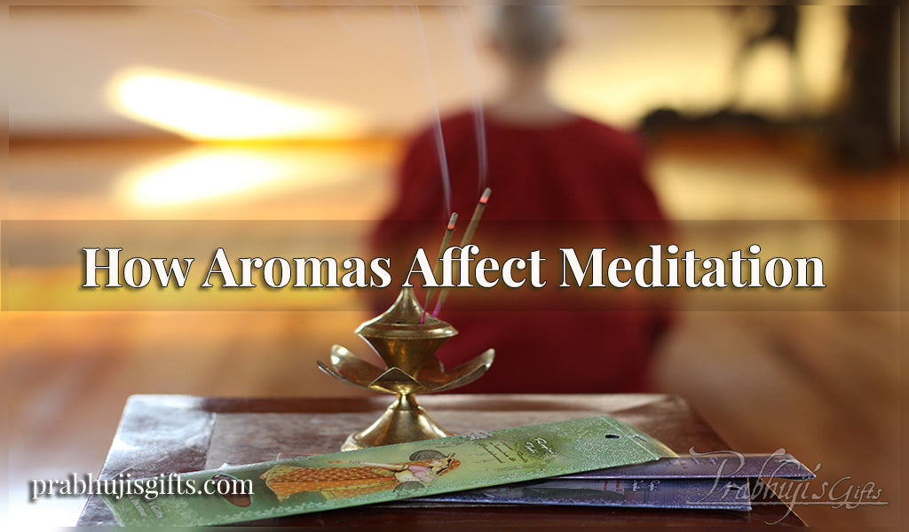 How Aromas Affect Meditation
