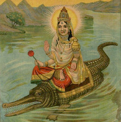 Ganga the goddess river