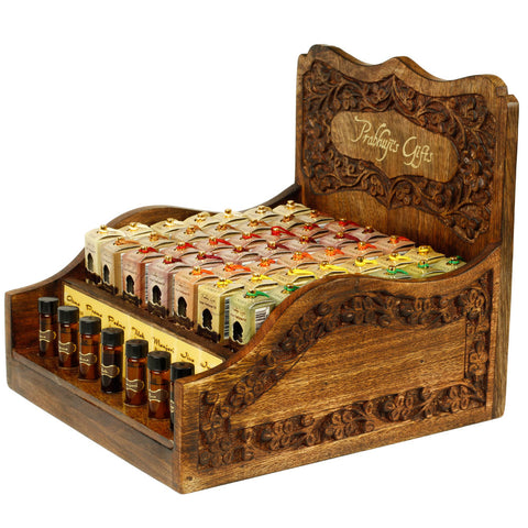 Manufacturer and Distributor of Aromatic and Spiritual Gifts