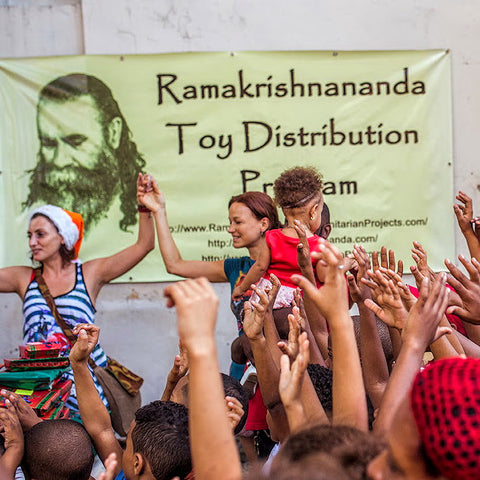 Dominican Republic Prabhuji Toy Distribution Program