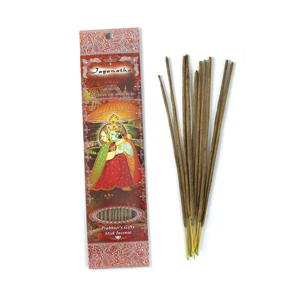 Incense Sticks Jaganatha - Botanical Flower Blend
