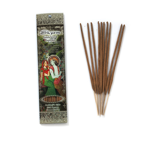 Incense Sticks Shyam - Sandalwood Supreme