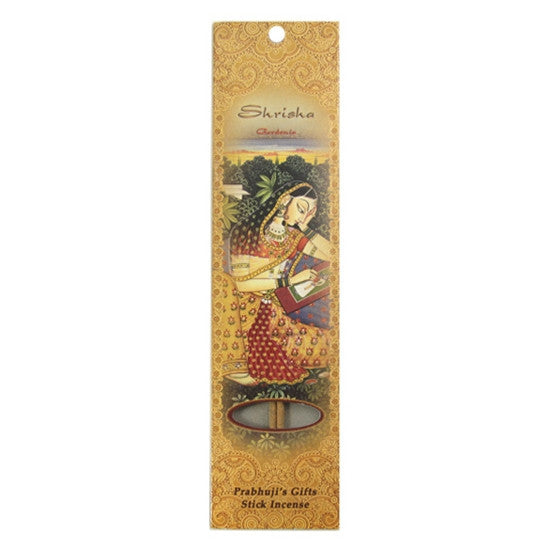 Sample Incense 2 Sticks - Shrisha - Gardenia