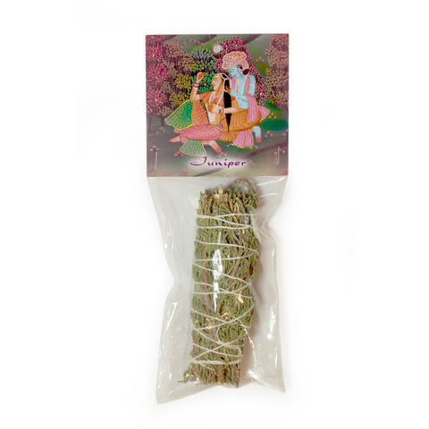 Smudging Herbs - Juniper Smudge Stick - 2 Mini Bundles