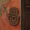 Decor - Wooden Hamsa - Myrtle 7