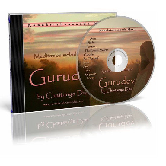 CD - Gurudev - Relaxing Melodies