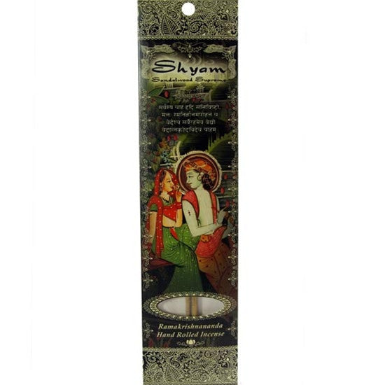 Sample Incense 2 Sticks - Shyam - Sandalwood Supreme