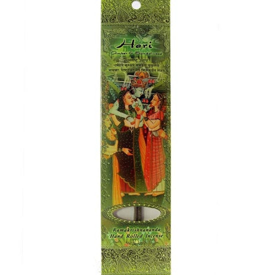 Sample Incense 2 Sticks - Hari - Amber and Sandalwood