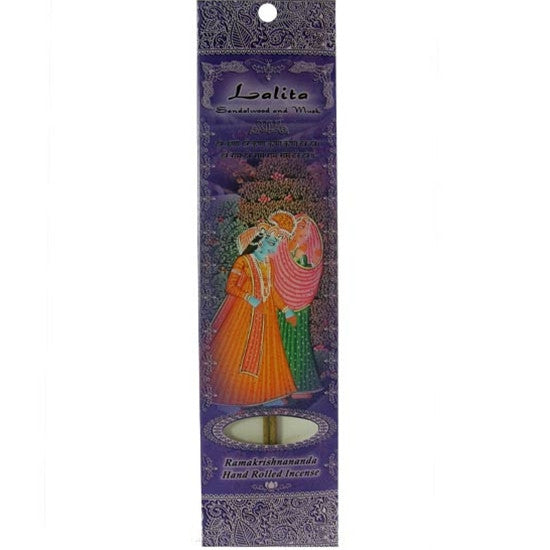 Sample Incense 2 Sticks - Lalita - Sandalwood and Musk