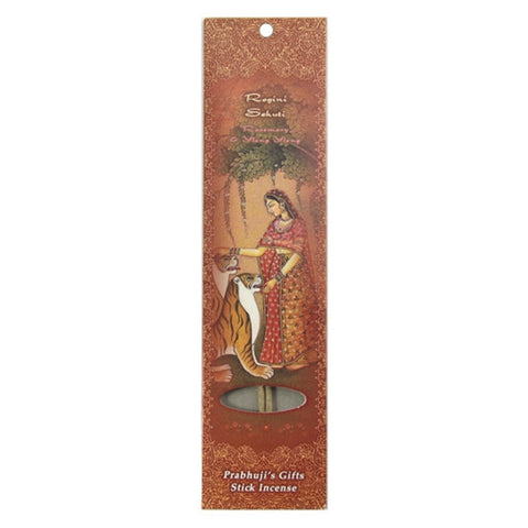Sample Incense 2 Sticks - Ragini Sehuti - Rosemary and Ylang Ylang - Tranquility