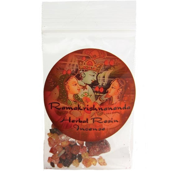 Sample Resin Incense Kama - Love and Attraction