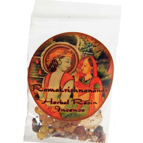 Sample Resin Incense Ananda - Clearing Negativity