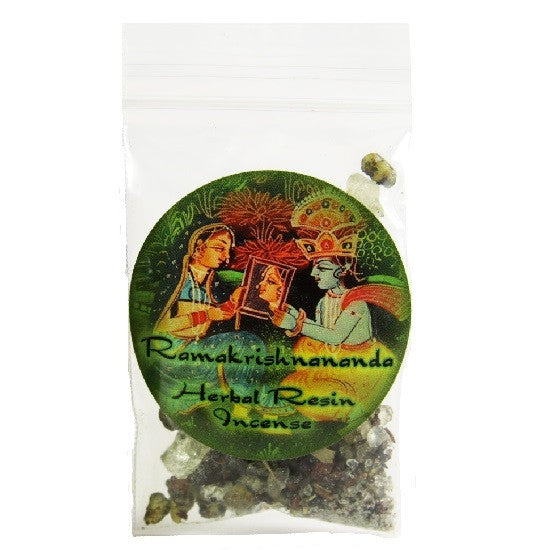 Sample Resin Incense Lakshmi - Money and Prosperity