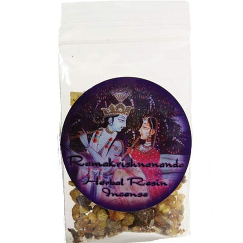 Sample Resin Incense Shanti - Peaceful Home