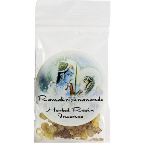 Sample Resin Incense Dhanvantari - Health and Healing