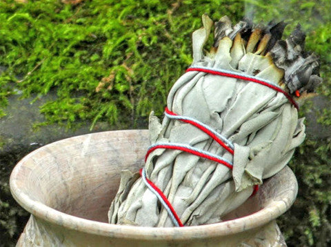 SMUDGING HERBS