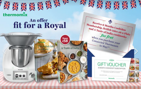 Fit for a Royal - Thermomix Bundle Offer May 2018