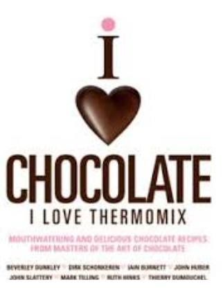 I Love Chocolate I Love Thermomix Cookbook