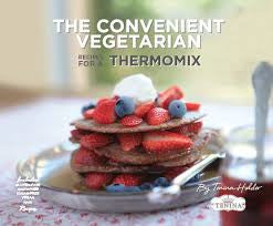The Convenient Vegetarian - Cookbook by Tenina Holder