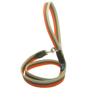 D&H WIDE STRIPED COTTON WEBBING LEAD