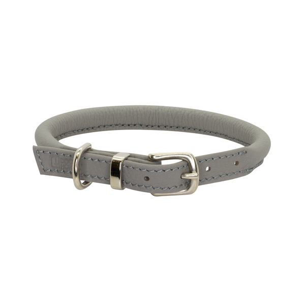 D&H ROLLED LEATHER COLLAR