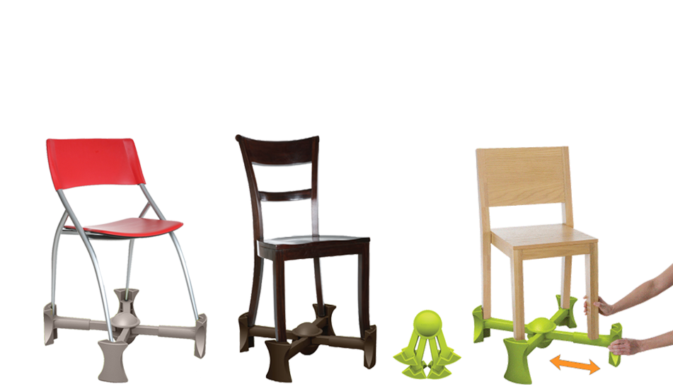 KABOOST | KABOOST chair booster for Grown Ups