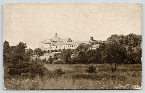 Washington DC~Mount St Sepulchre~Distant View of Monastery~c1910