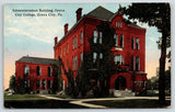 Grove City Pennsylvania~College Administration Building~c1910 Postcard
