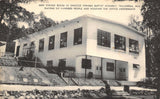 Talladega AL~Shocco Springs Baptist Assembly~Dining Room On Hillside~1940s B&W