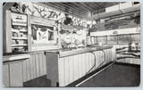 Long Lake Minnesota~Buck Horn Souvenir Bar Room~Roadside Diner Interior~1950s