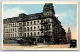 Toledo Ohio~Hotel Boody~Victorian 2nd Empire Architecture~Drugs~Razed 1928~1916