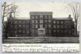 Richmond IN Earlham College Dormitory Facade~1907 Shelenback of Cincinnati Ohio
