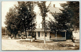 Ulster Heights New York~Two Views Same House~FA Muller~Brookyn~1908~2 RPPCs | Refried Jeans Postcards