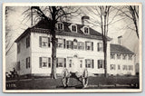 Morristown NJ~Washington Headquarters~Revolutionary War Cannon~Millar Co c1915