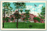 Rockford Illinois~Rockford College~Campus Buildings Across Expansive Lawn~c1916