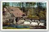 Birmingham Alabama~Mountain Brook Estates~Old Mill Tea Room~Bridge & Dam~1917