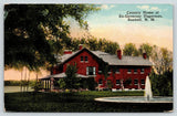 Roswell New Mexico~Ex Territorial Governor Hagerman Country Home~Waterfront~1912