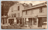 Salem MA~Old Witch House~Plumber Gould~Laundry~Marcel Shoe Boot Repair Shop~1909