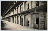 Columbus Ohio~State Penitentiary~Bankers Row~Well Connected Inmates Cells~1908