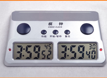Chess Clocks Digital Clock Timer Black 2014 Chessing Time Professional Tournament Chess Competition Game