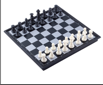 Chessboard Portable Folding Board Toys and Chess Games Mini Travel Magnetic Chess Set Chessboard