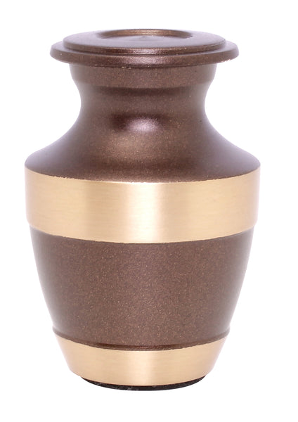 Brown keepsake urn , miniature keepsake urn, keepsake urn, mini urn, token urn, small urn, pet ashes urn, baby ashes urn, infant ashes urn, mini urn , child urn, small container for ashes , Free delivery urn quick delivery urn affordable price urn best quality urn Funeral memorial remembrance human ashes container mini adult child pet ashes urn teardrop brass large medium small urn