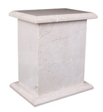 beige marble casket , tall marble urn, outdoor urn, indoor urn , cremation urn for ashes , urn for ashes , container for ashes, ashes storage jar, human ashes container, large urn , british urn, adult ashes urn, cremation urn for human ashes, funeral memorial burial remembrance URN, affordable price urn, metal urn, blue urn, free delivery urn, quick delivery urn
